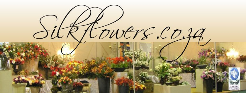 Cathby trading silk flowers